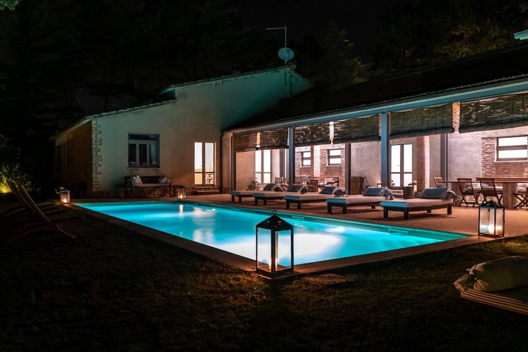 Villa in Vendita a San Casciano Dei Bagni: 5 locali, 600 mq - Foto 19