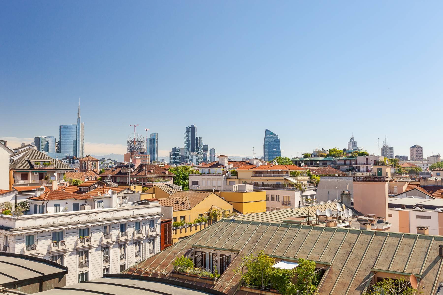 Attico in Vendita a Milano: 5 locali, 495 mq - Foto 6
