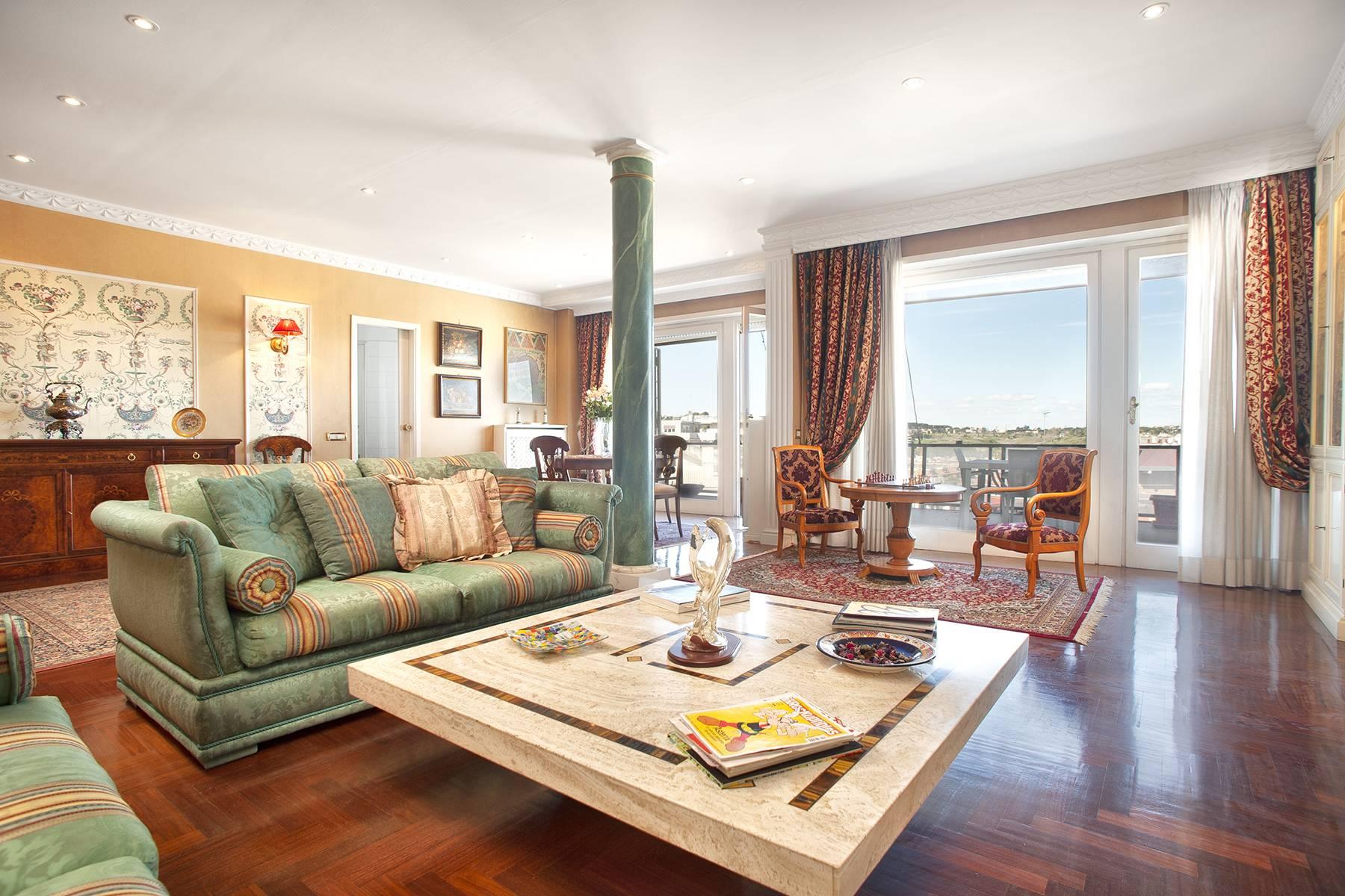 Appartamento in Affitto a Roma: 5 locali, 250 mq - Foto 1