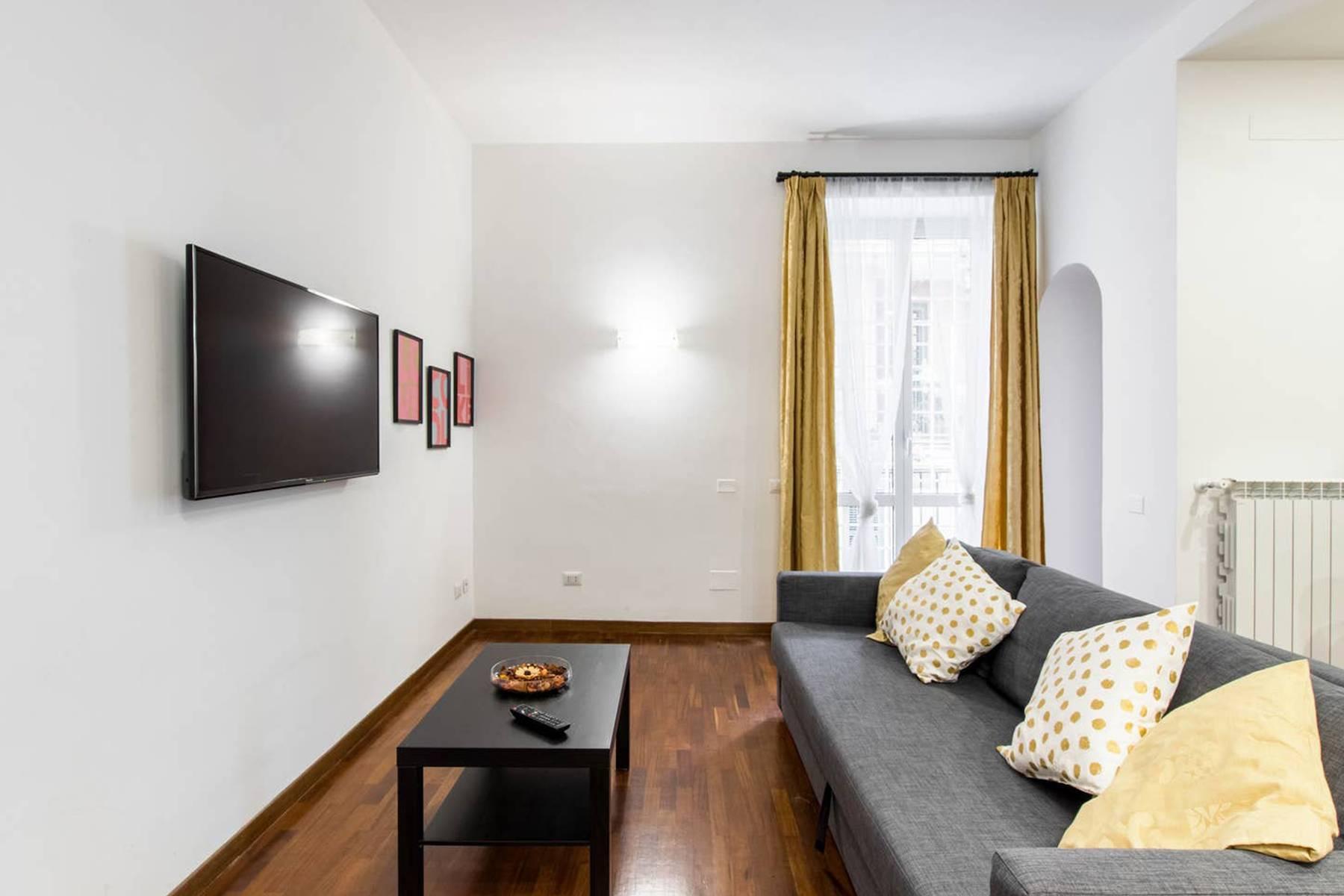 Appartamento in Affitto a Roma via nicolo' v