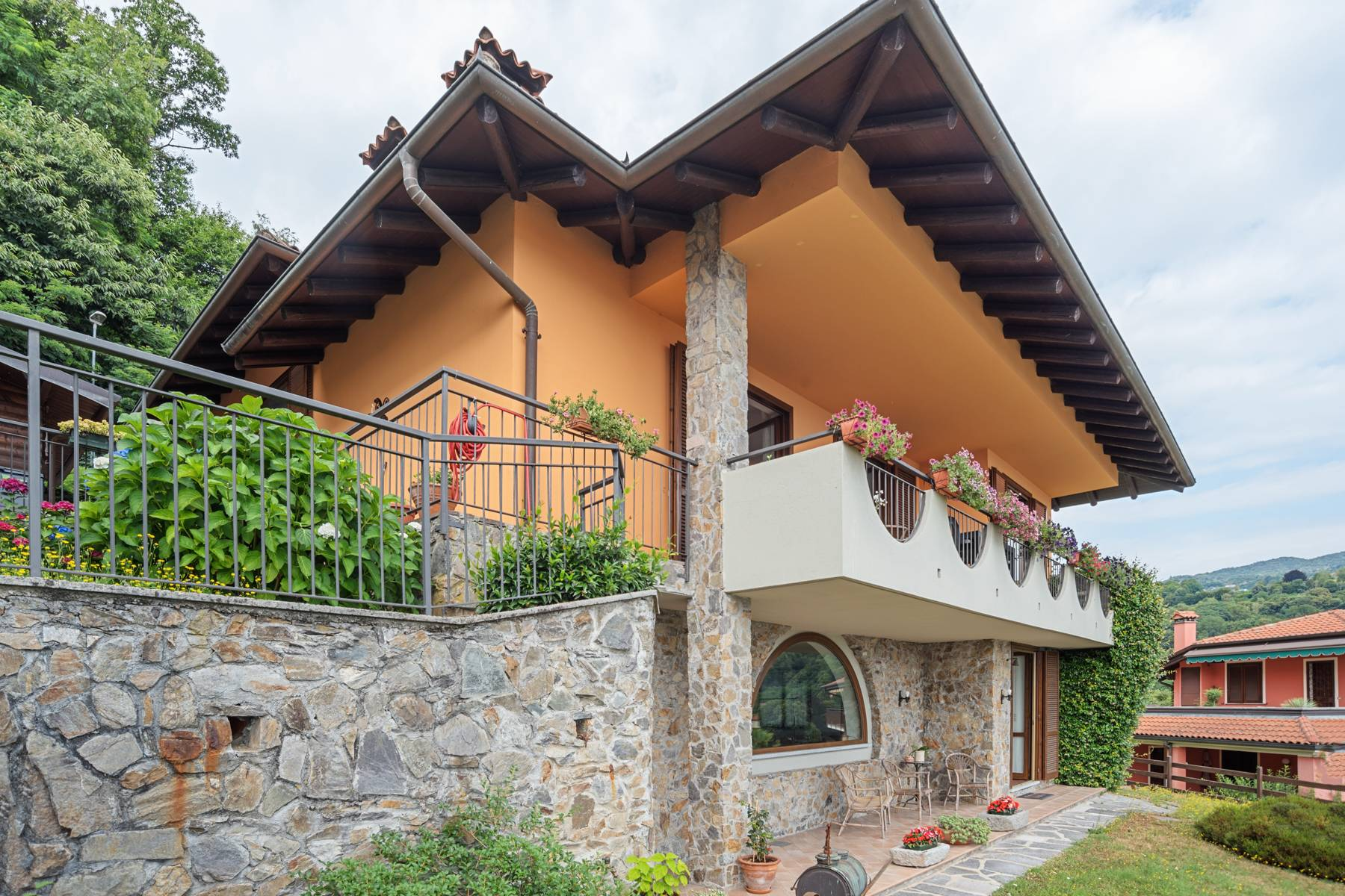 Villa in Vendita a Meina: 4 locali, 300 mq - Foto 29