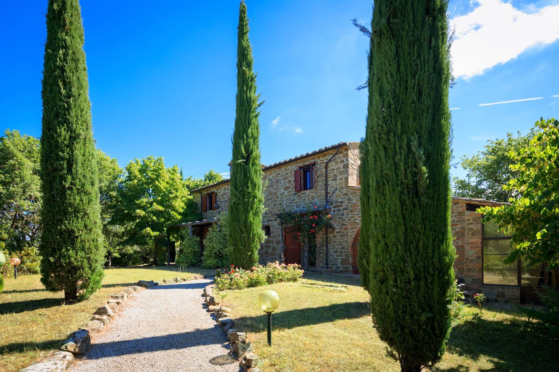 Rustico in Vendita a Monte San Savino: 5 locali, 307 mq - Foto 26