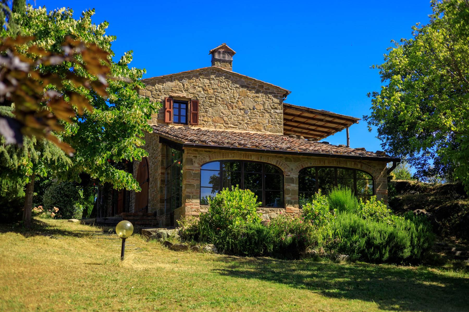 Rustico in Vendita a Monte San Savino: 5 locali, 307 mq - Foto 3