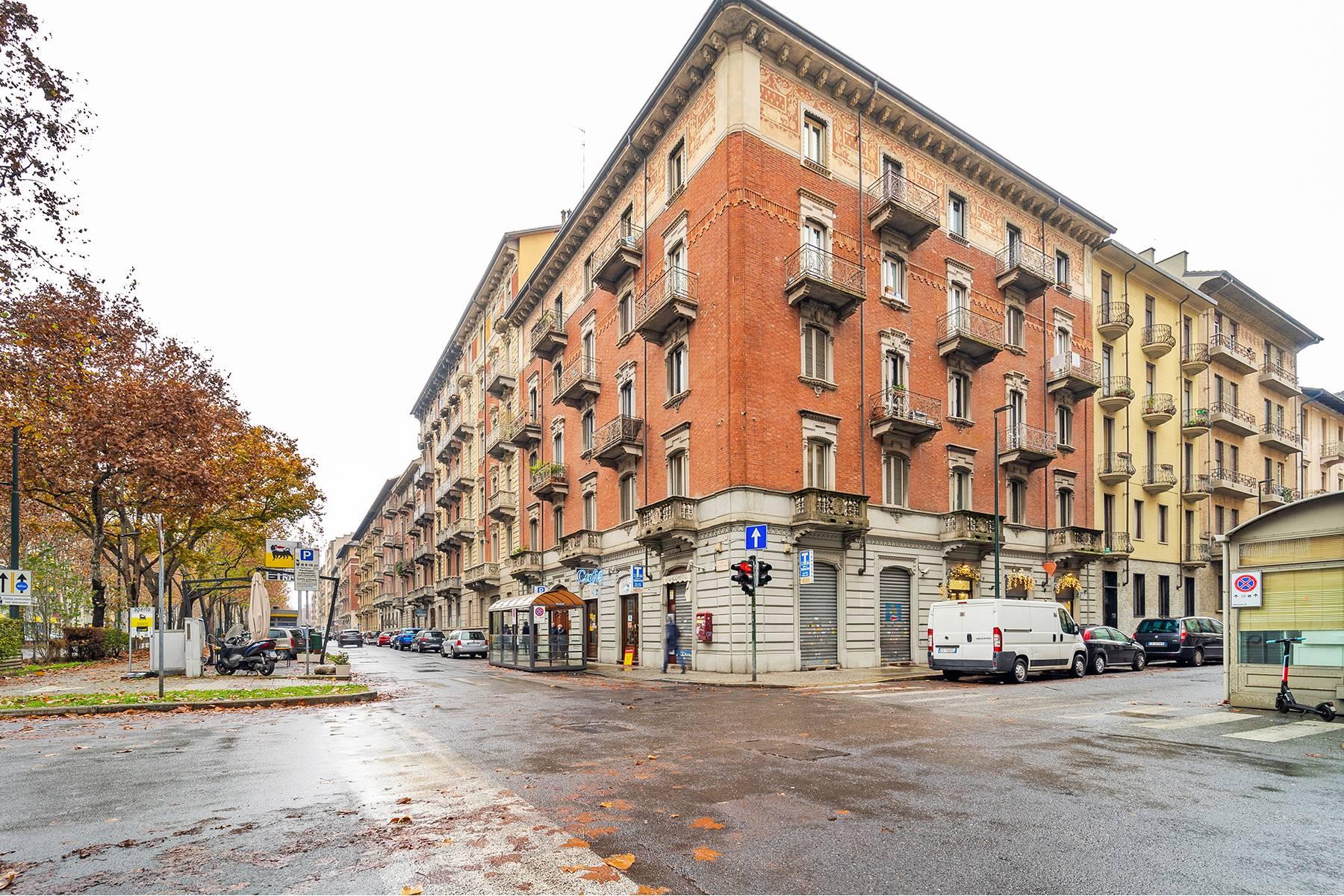 Appartamento in Vendita a Torino corso duca degli abruzzi