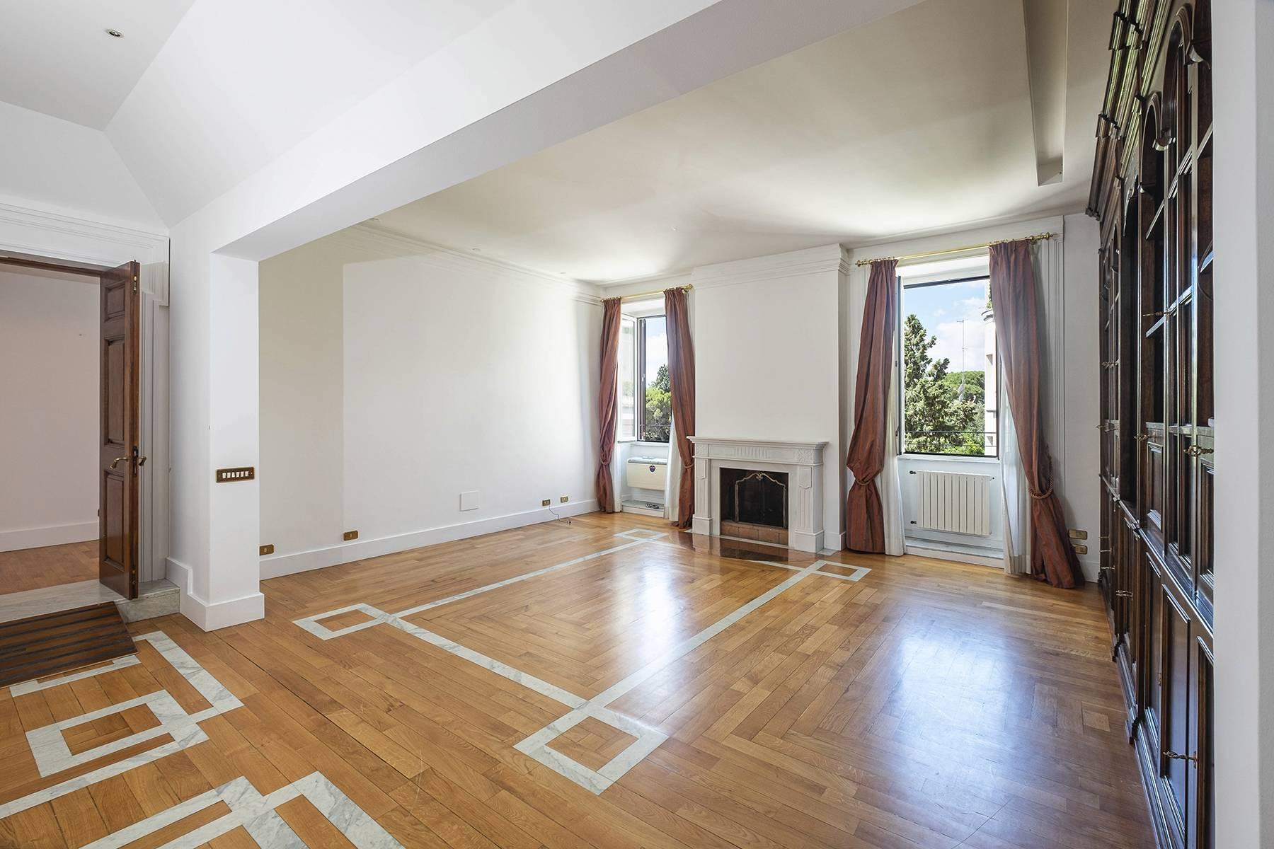 Appartamento in Affitto a Roma: 5 locali, 135 mq - Foto 1