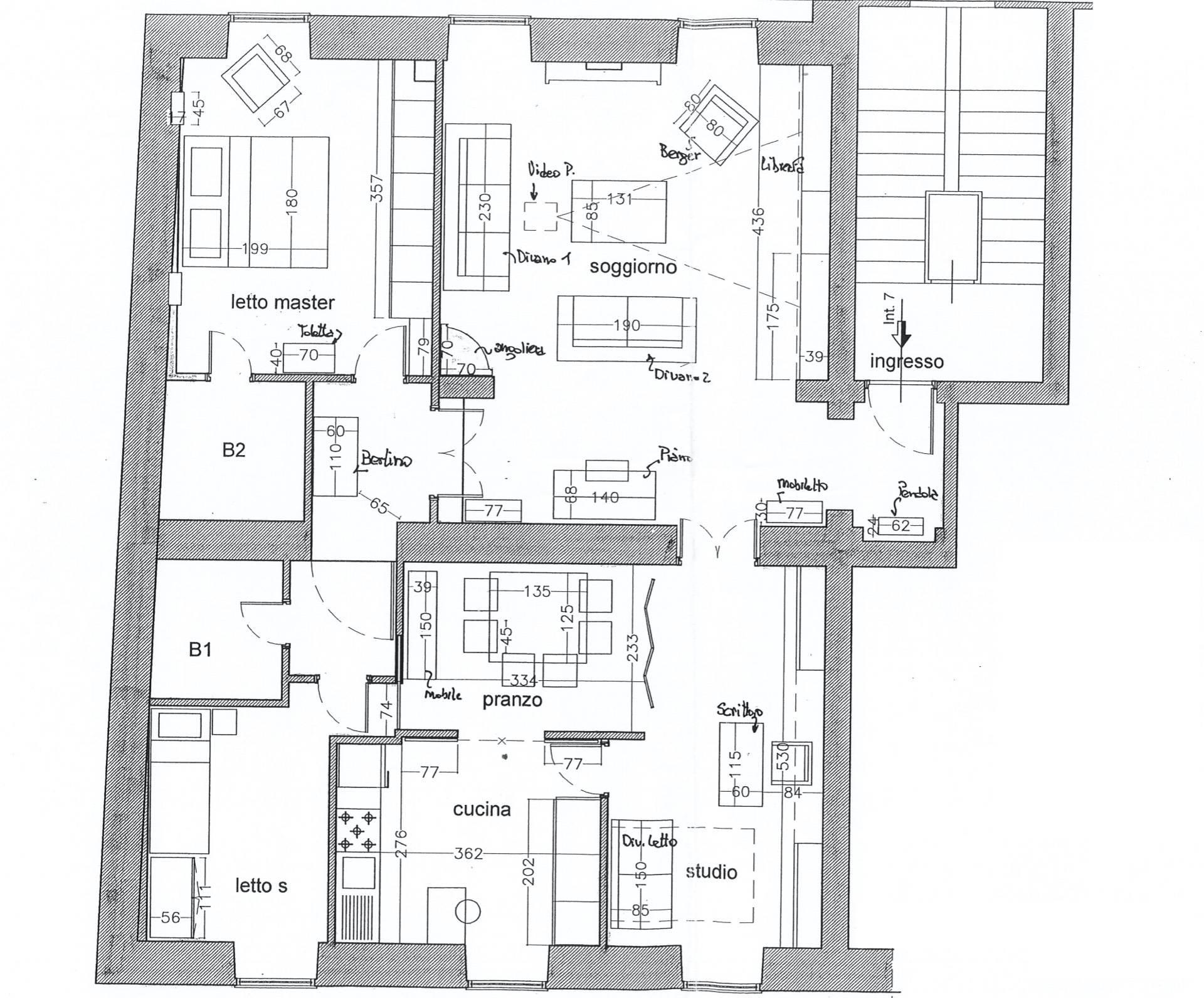 Appartamento in Affitto a Roma: 5 locali, 135 mq - Foto 21