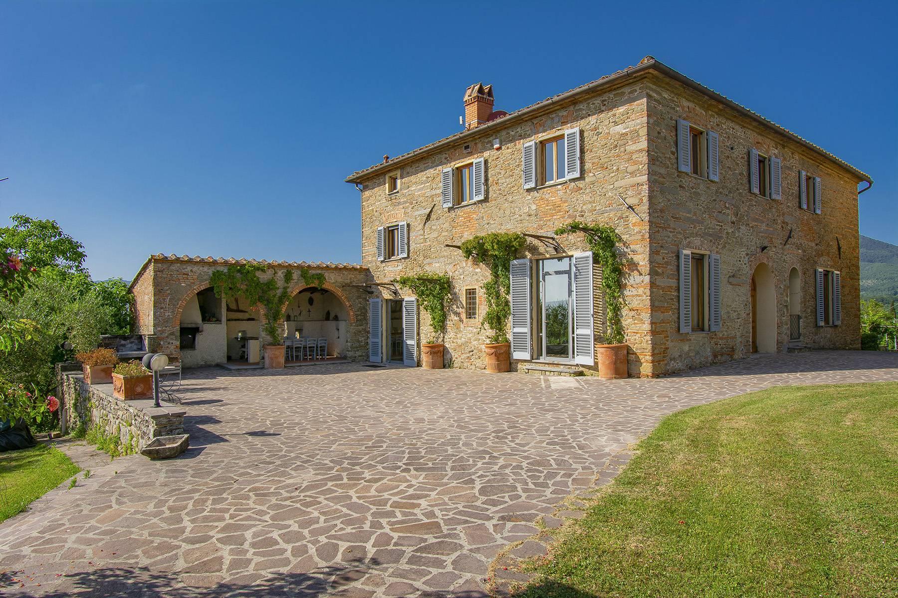Villa in Vendita a Vicchio piazza piazzano
