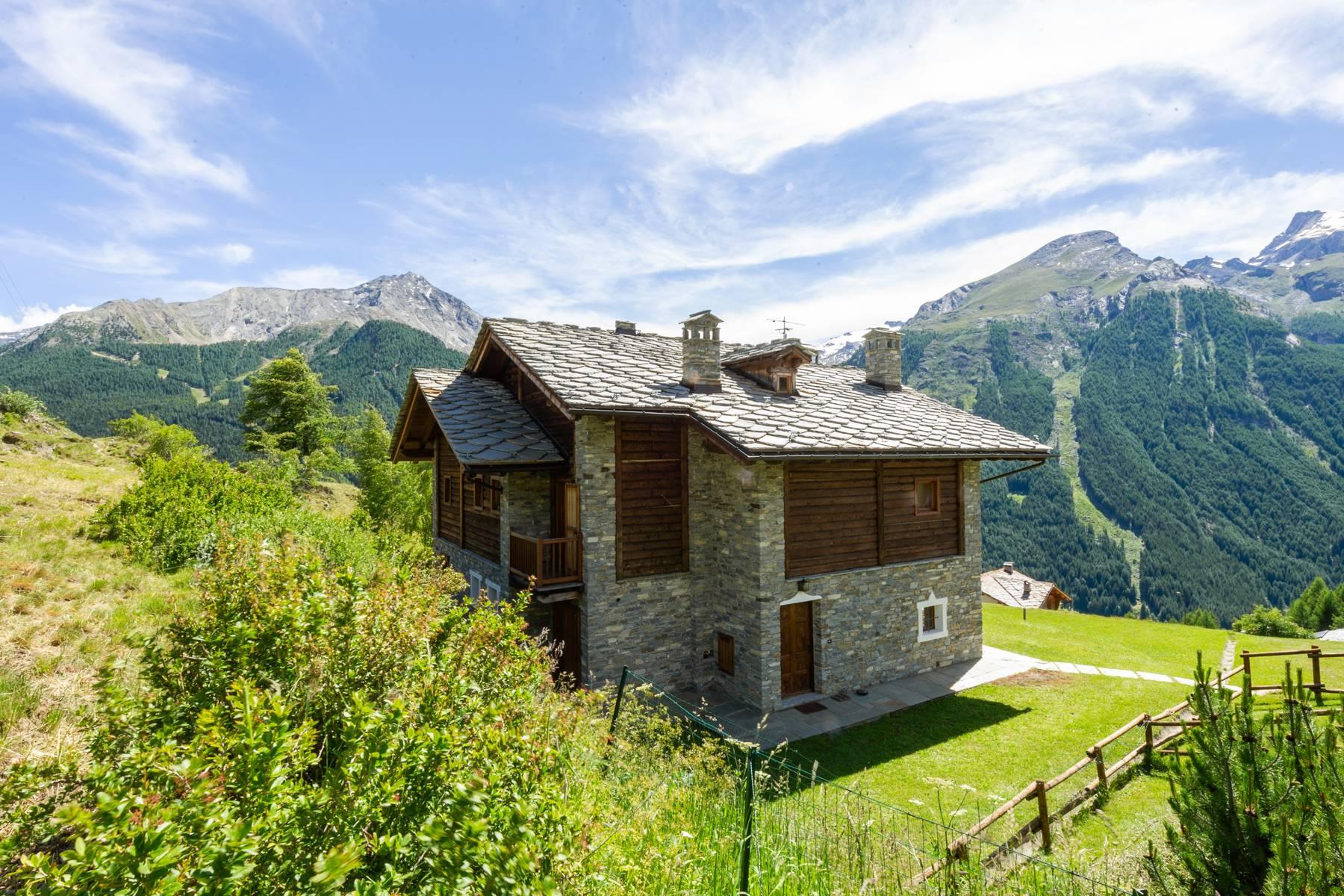 Villa in Vendita a Cogne: 5 locali, 377 mq - Foto 16