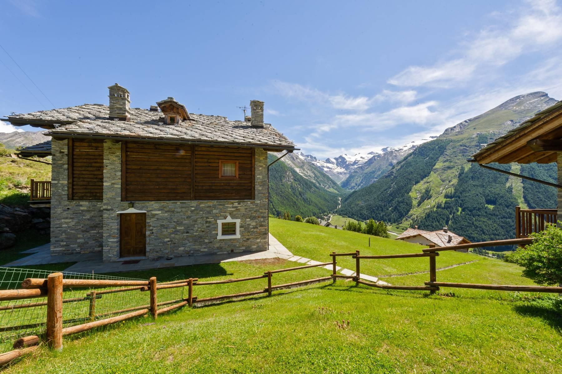 Villa in Vendita a Cogne: 5 locali, 377 mq - Foto 19