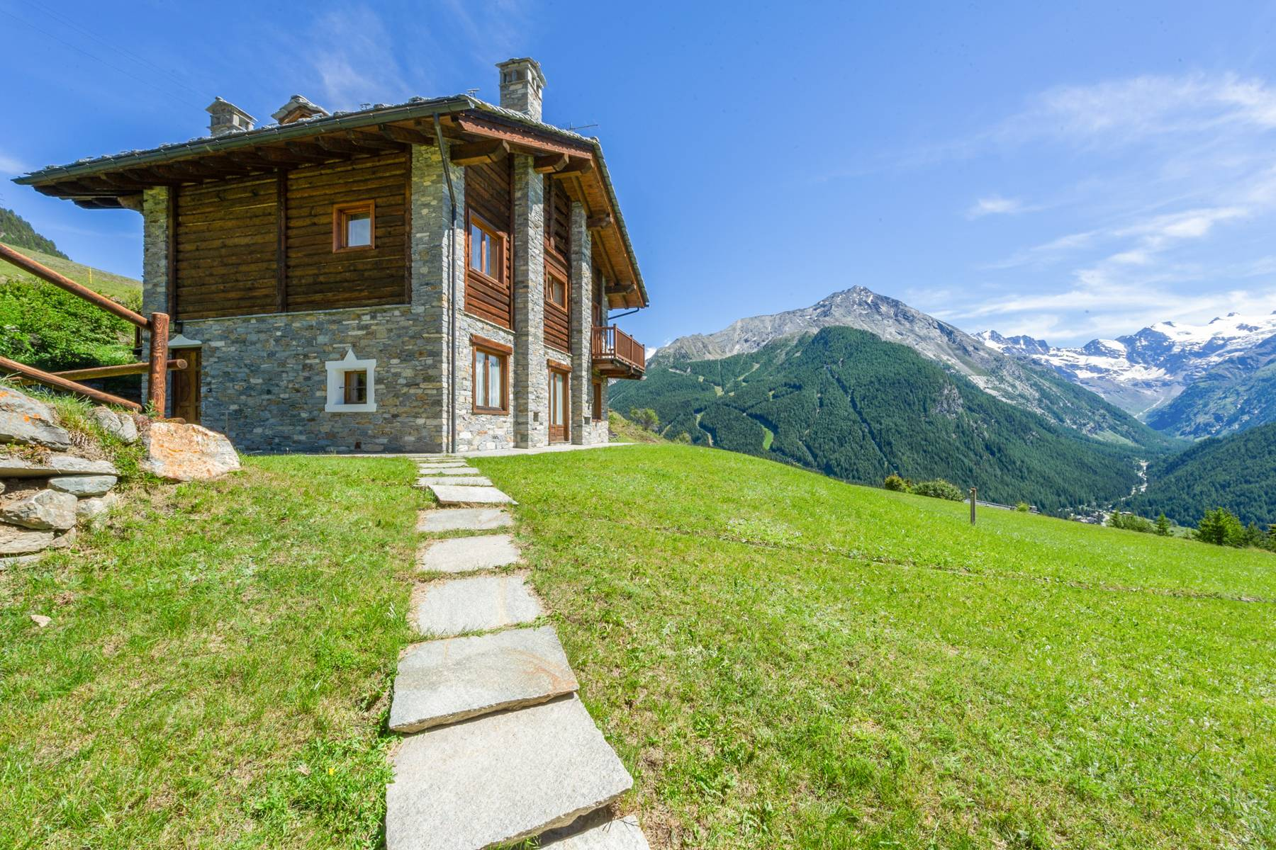 Villa in Vendita a Cogne: 5 locali, 377 mq - Foto 21