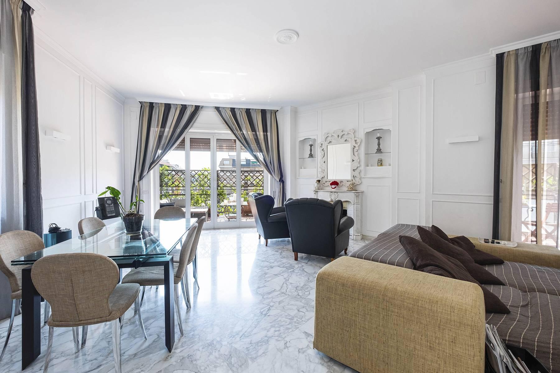 Appartamento in Affitto a Roma: 4 locali, 149 mq - Foto 3
