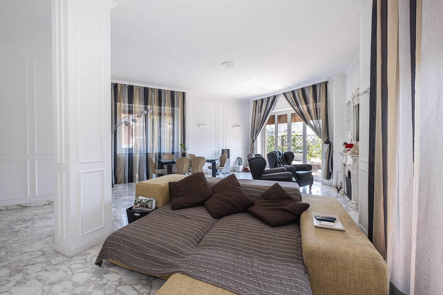 Appartamento in Affitto a Roma: 4 locali, 149 mq - Foto 2