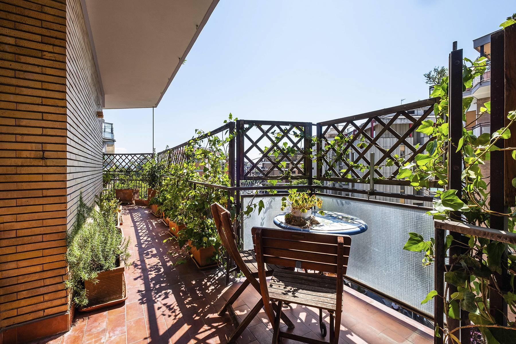 Appartamento in Affitto a Roma: 4 locali, 149 mq - Foto 23