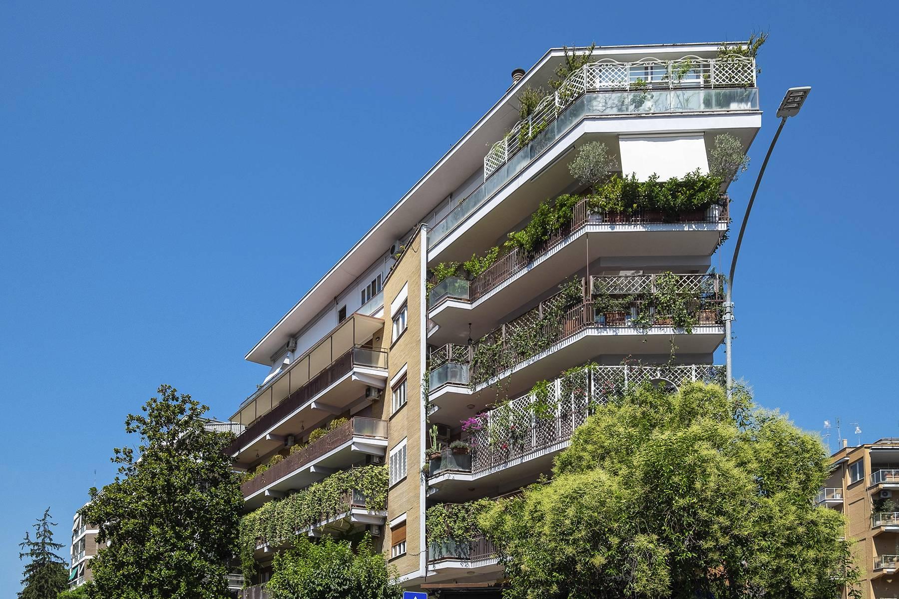 Appartamento in Affitto a Roma: 4 locali, 149 mq - Foto 26