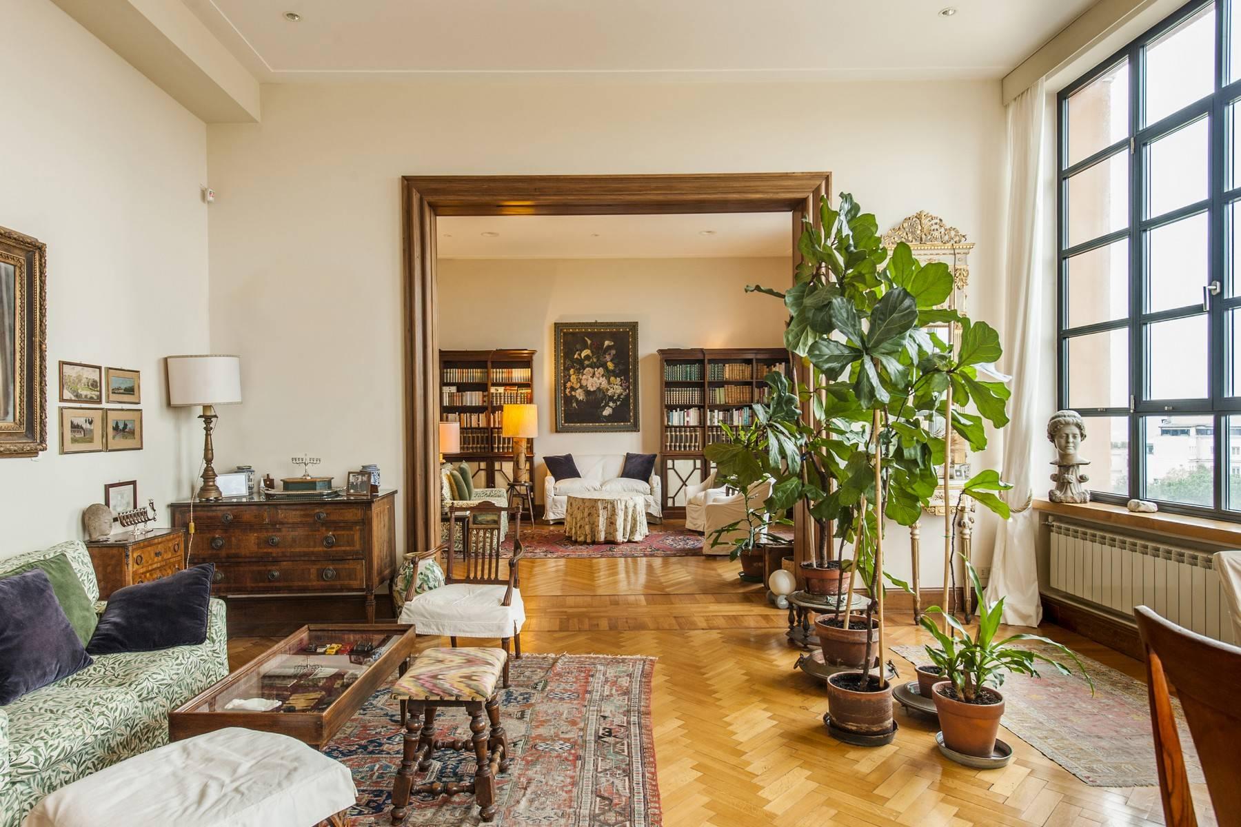 Appartamento in Affitto a Roma: 5 locali, 290 mq - Foto 7