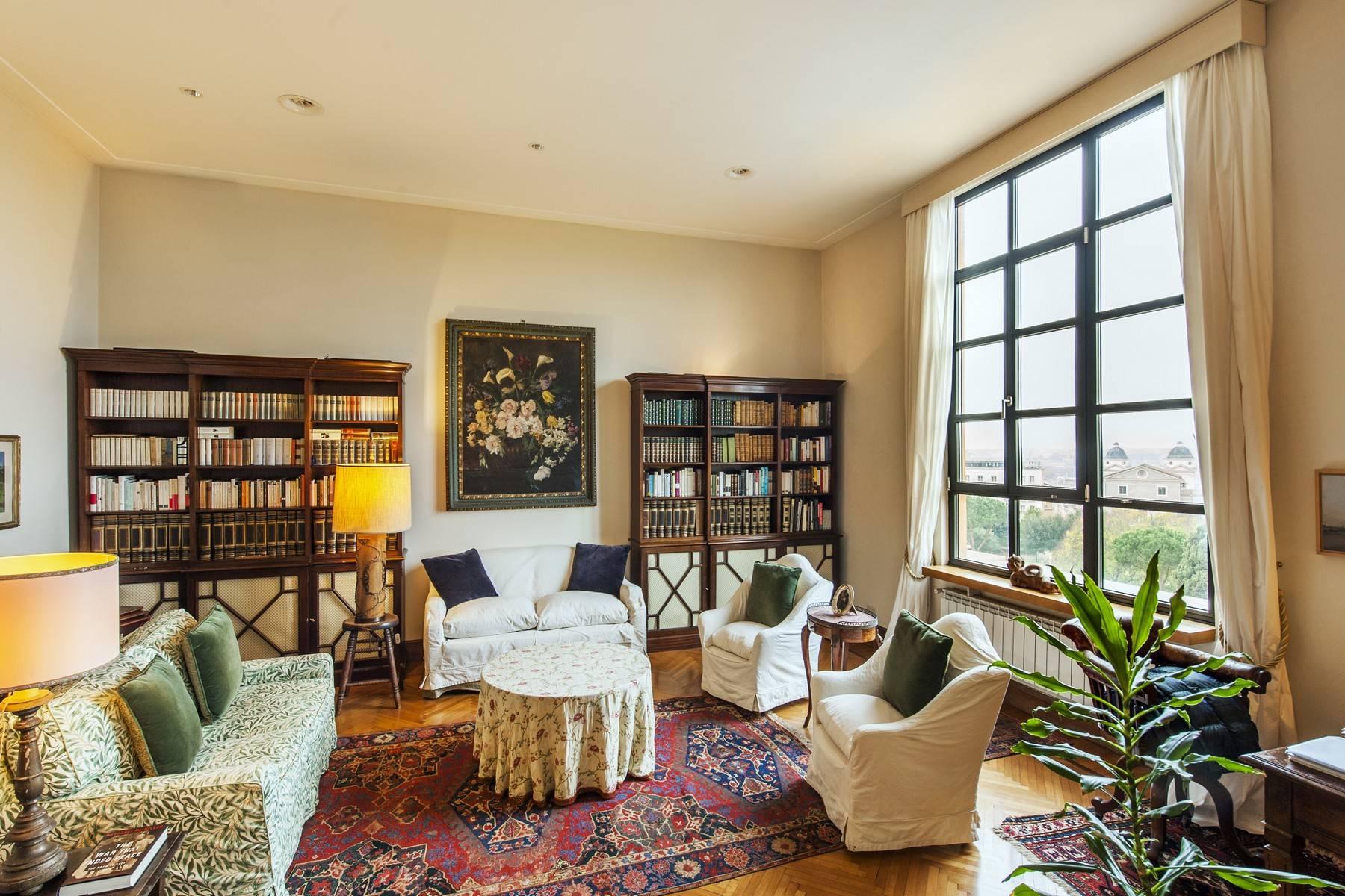Appartamento in Affitto a Roma: 5 locali, 290 mq - Foto 10