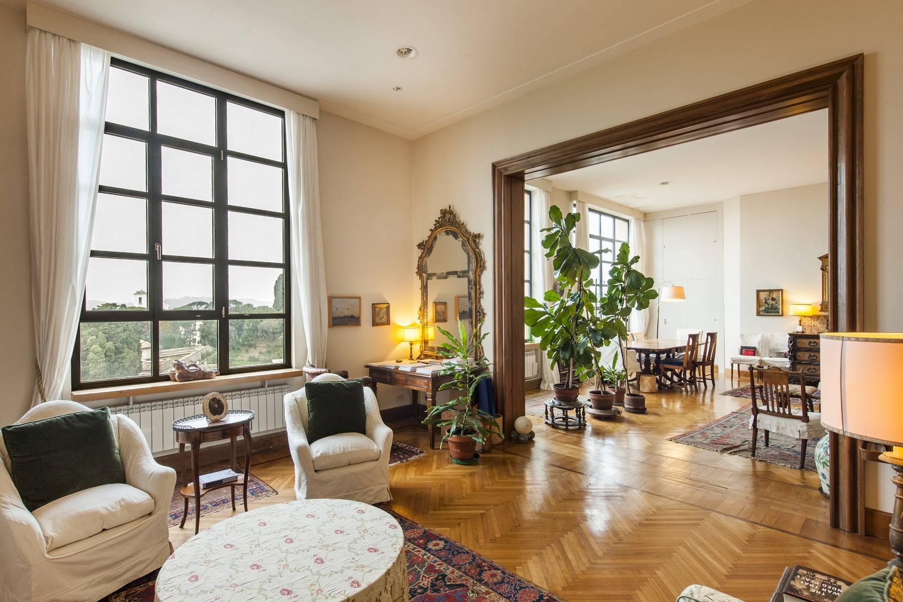 Appartamento in Affitto a Roma: 5 locali, 290 mq - Foto 9