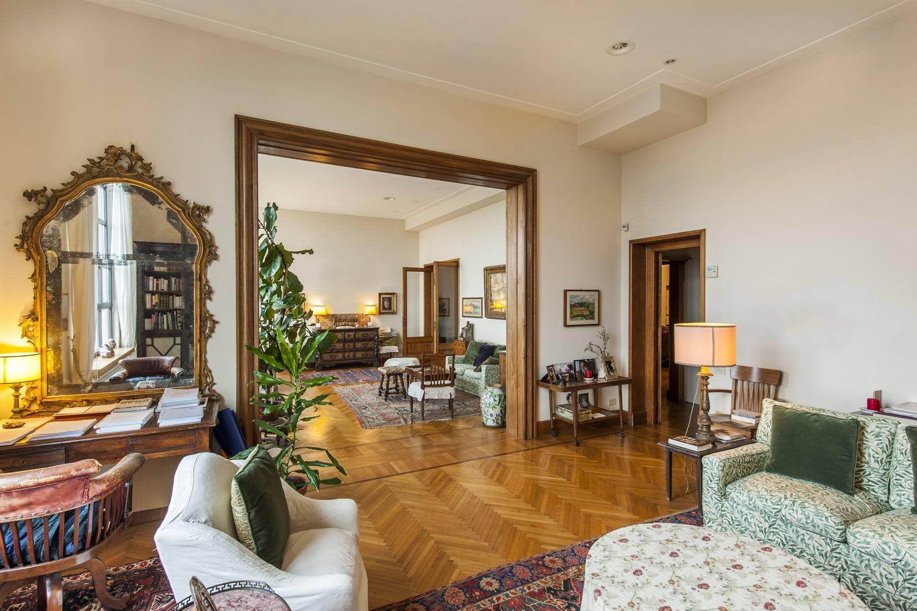 Appartamento in Affitto a Roma: 5 locali, 290 mq - Foto 11