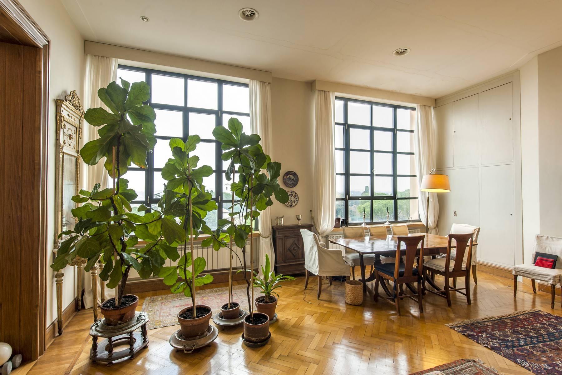 Appartamento in Affitto a Roma: 5 locali, 290 mq - Foto 12