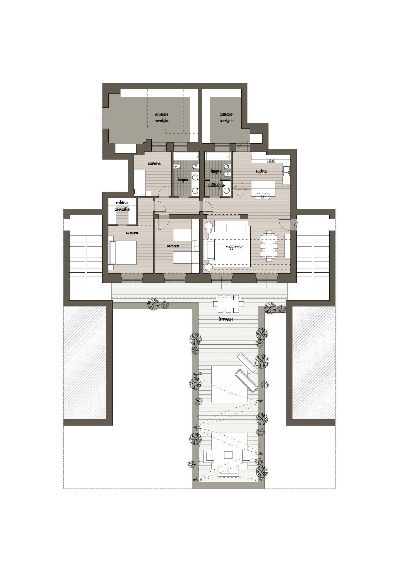 Appartamento in Vendita a Alassio: 5 locali, 150 mq - Foto 29