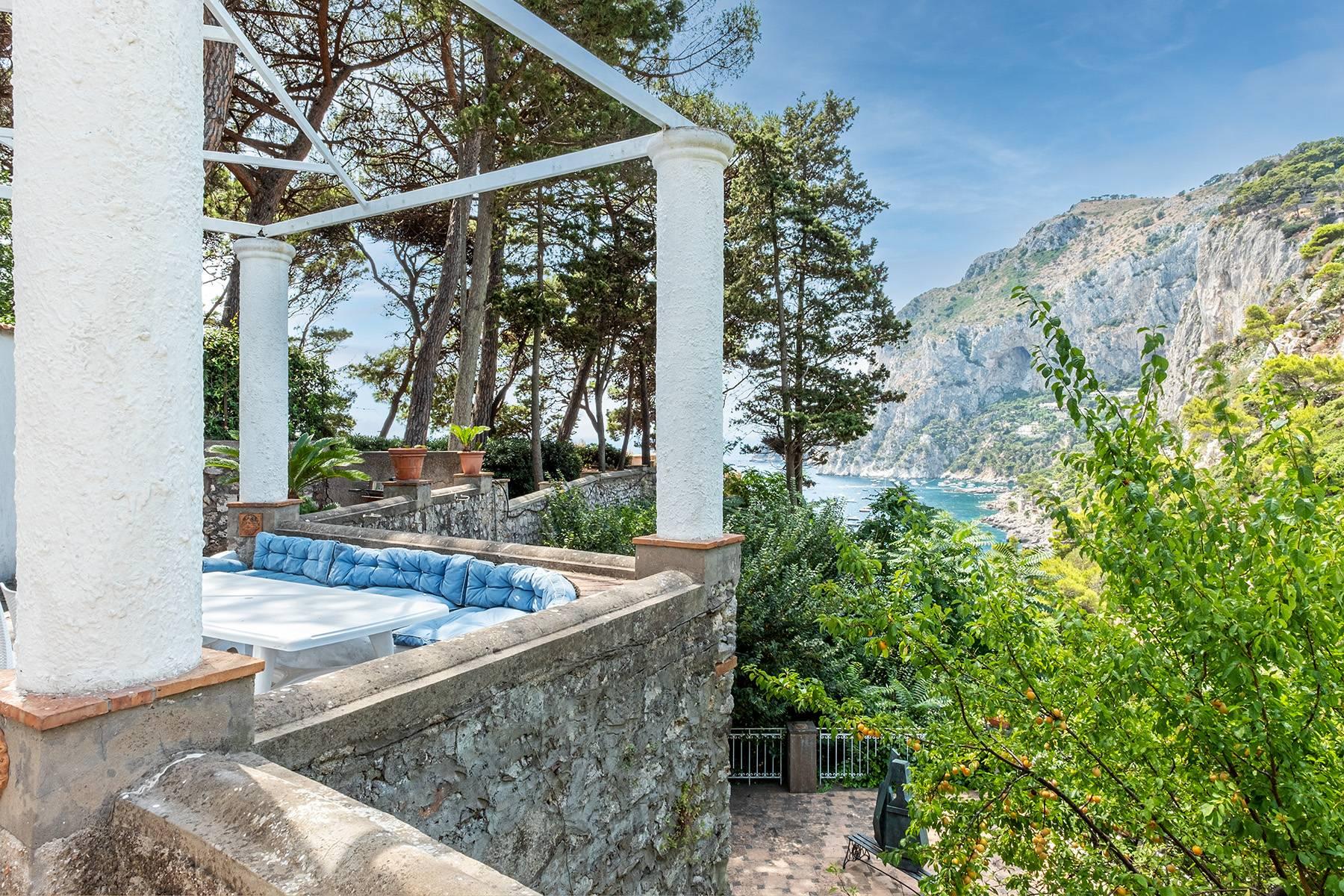 Villa in Vendita a Capri: 5 locali, 230 mq - Foto 1