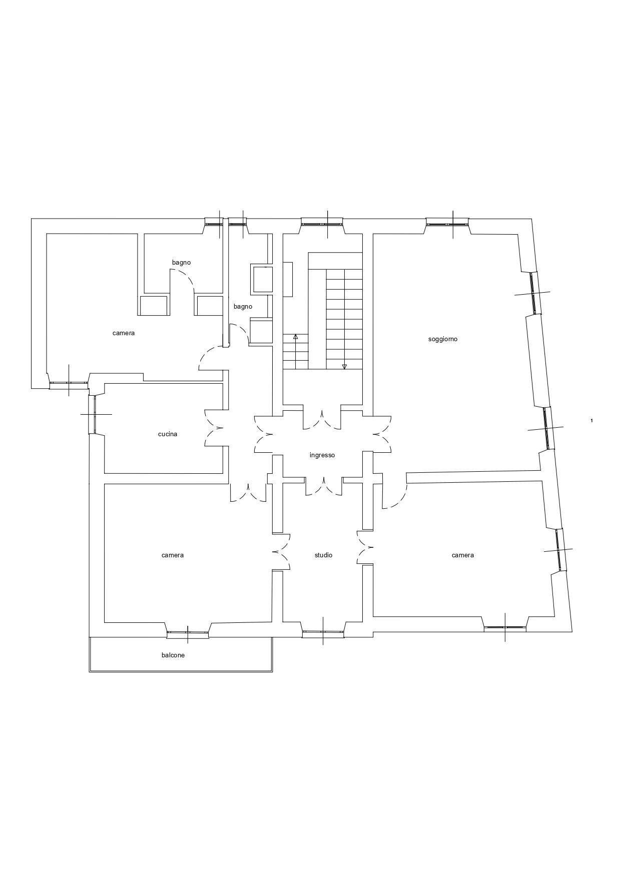 Appartamento in Vendita a Roma: 5 locali, 190 mq - Foto 16