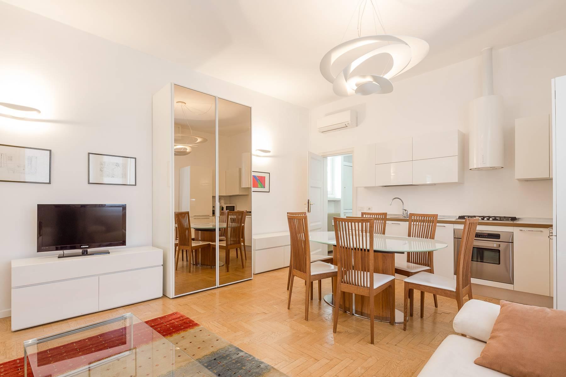 Appartamento in Affitto a Milano via san nicolao