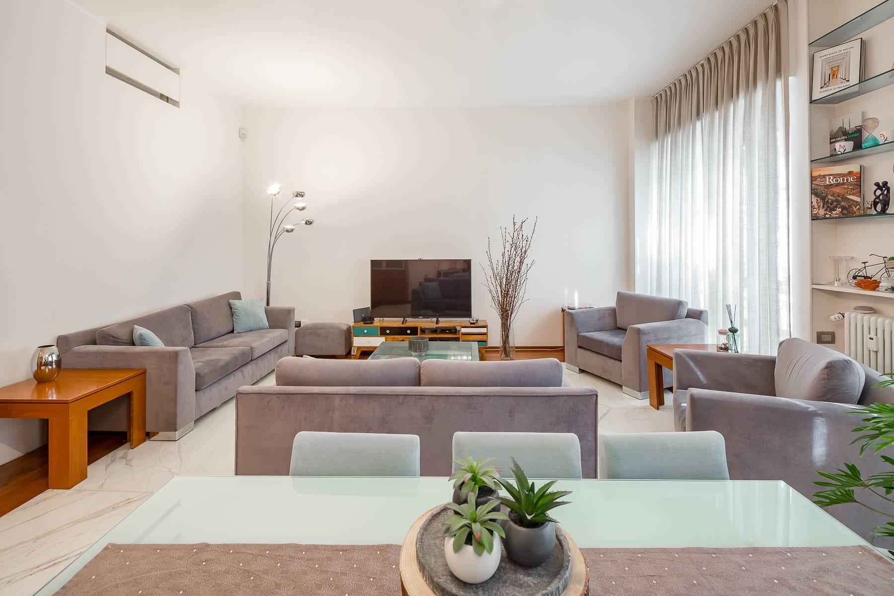 Appartamento in Affitto a Milano via pietro panzeri