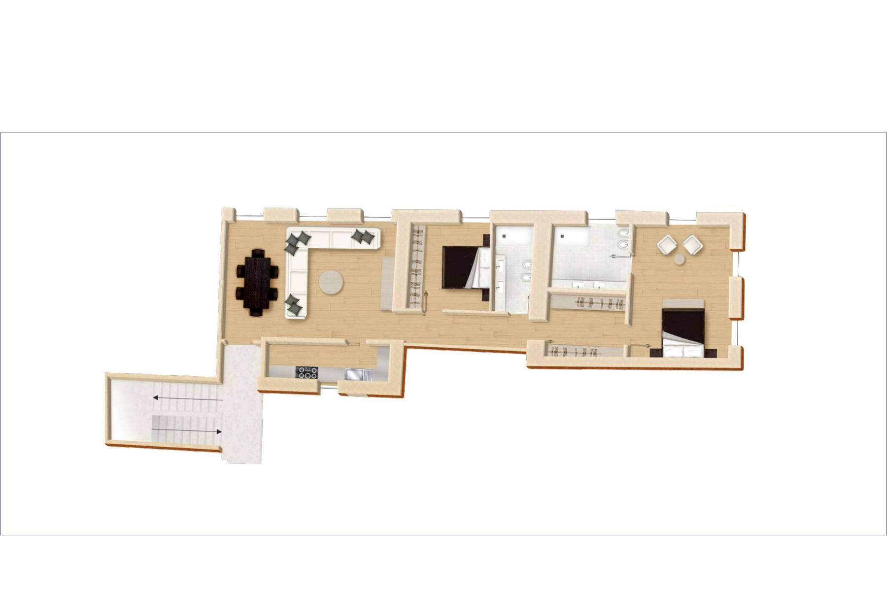 Appartamento in Vendita a Roma: 4 locali, 133 mq - Foto 13