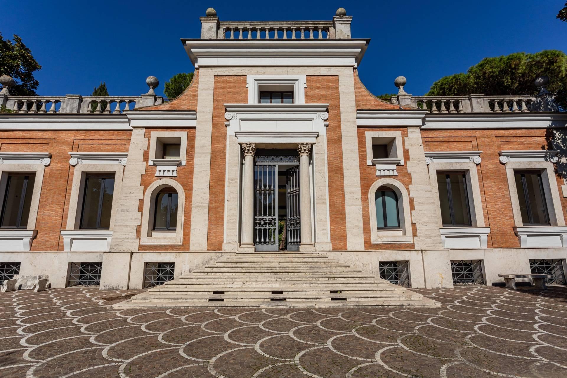 Palazzo in Vendita a Roma via della navicella
