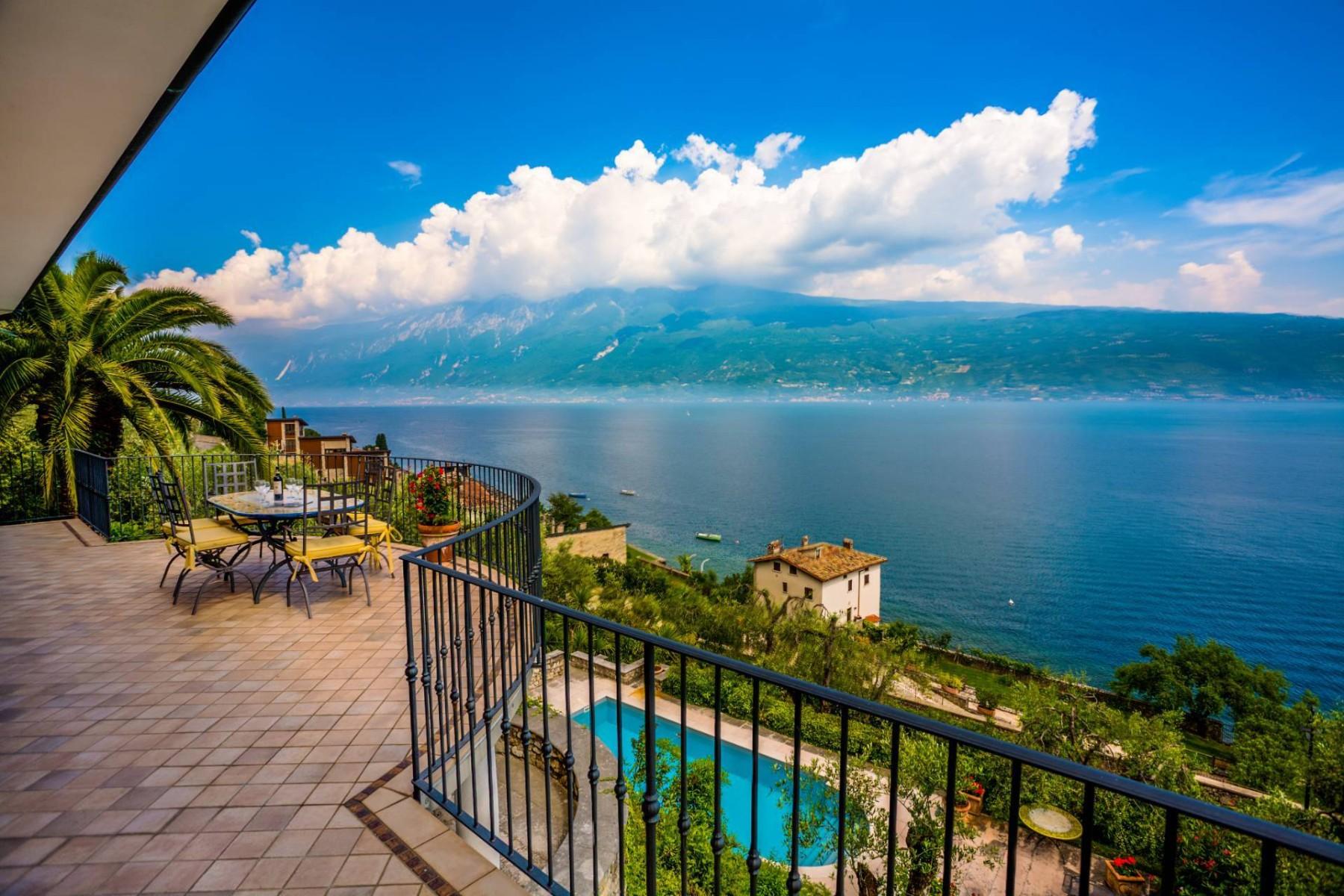 Villa in Vendita a Gargnano: 5 locali, 350 mq - Foto 12