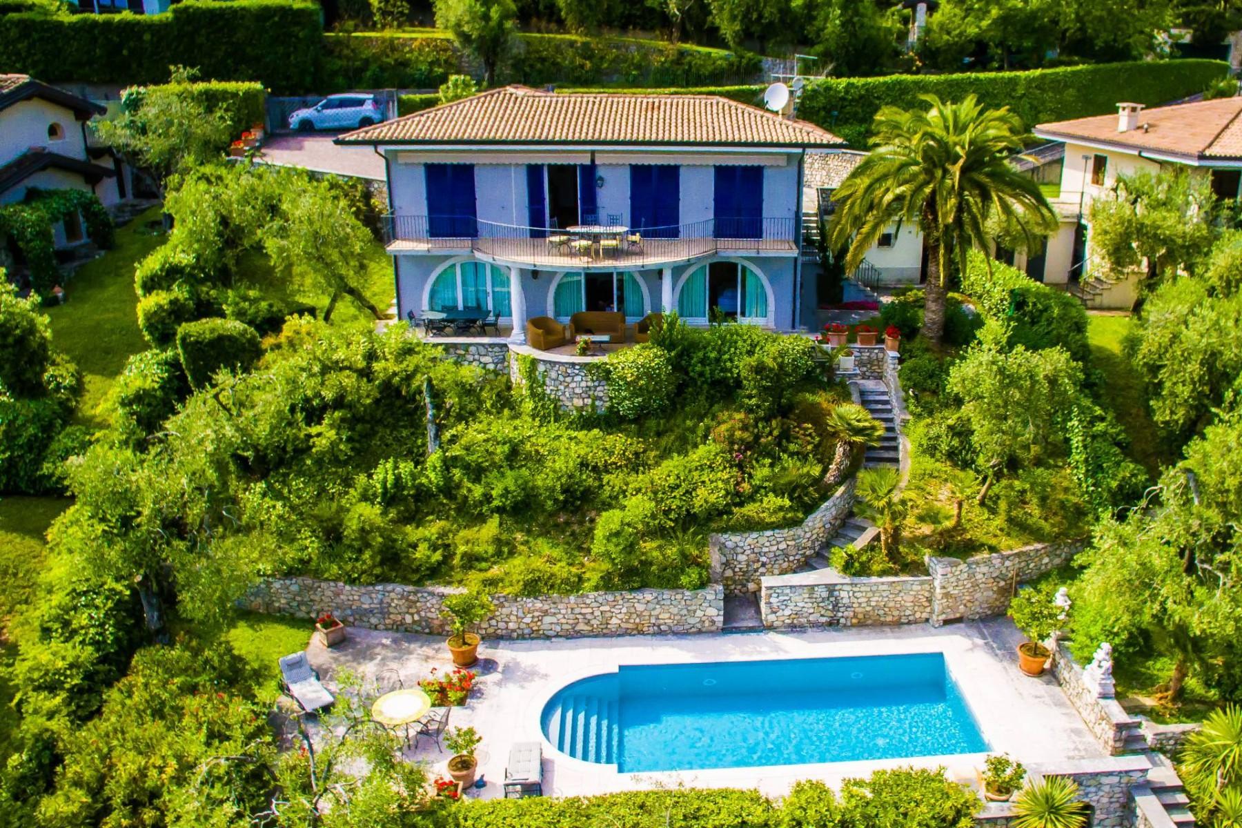 Villa in Vendita a Gargnano: 5 locali, 350 mq - Foto 10