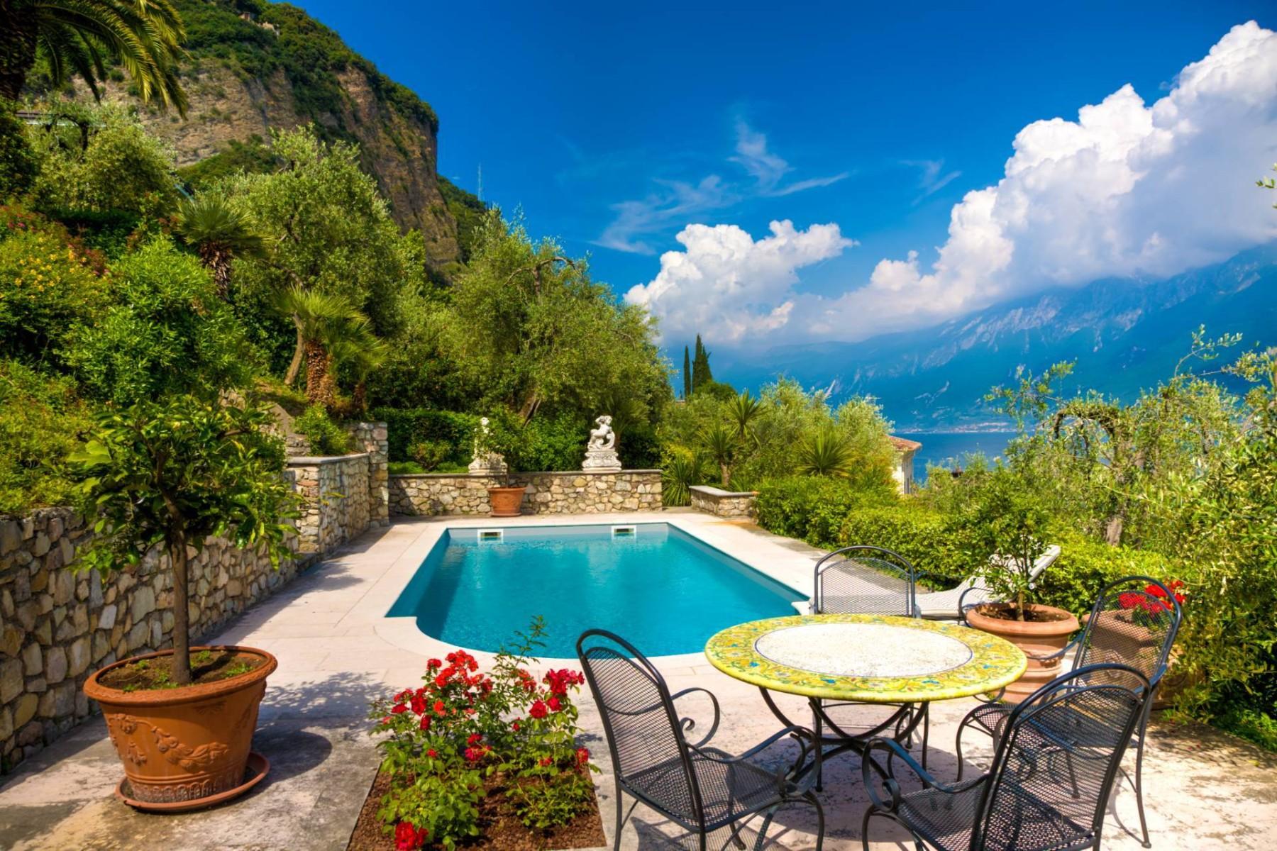 Villa in Vendita a Gargnano: 5 locali, 350 mq - Foto 8