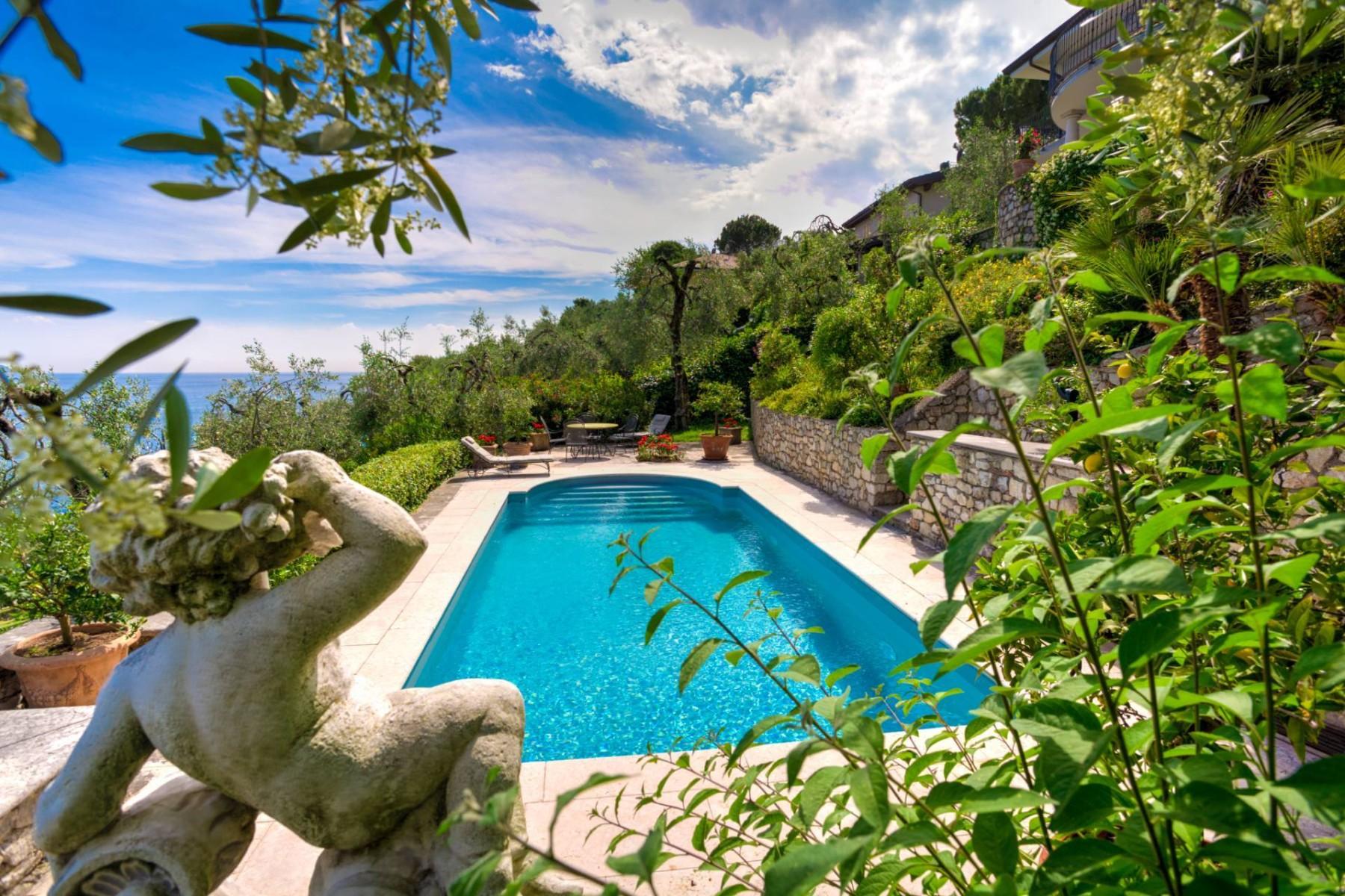 Villa in Vendita a Gargnano: 5 locali, 350 mq - Foto 7