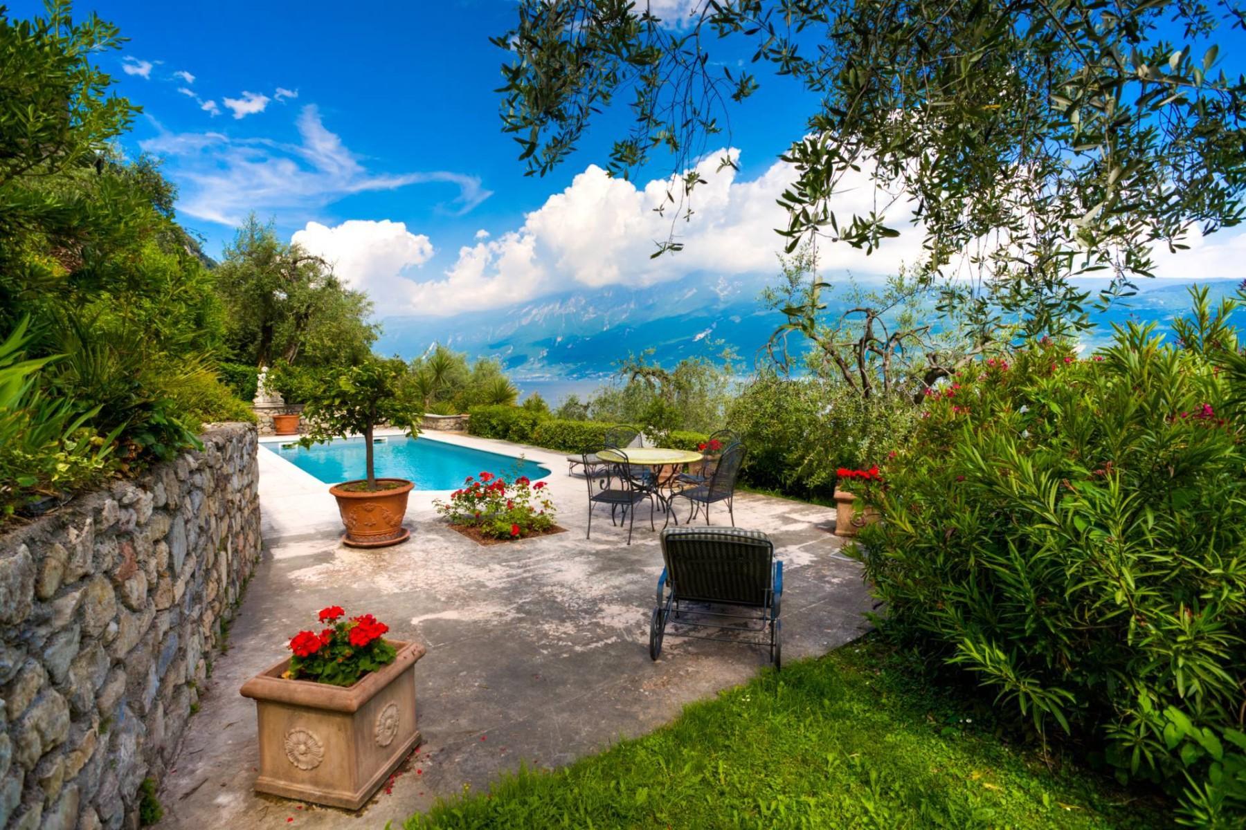 Villa in Vendita a Gargnano: 5 locali, 350 mq - Foto 30