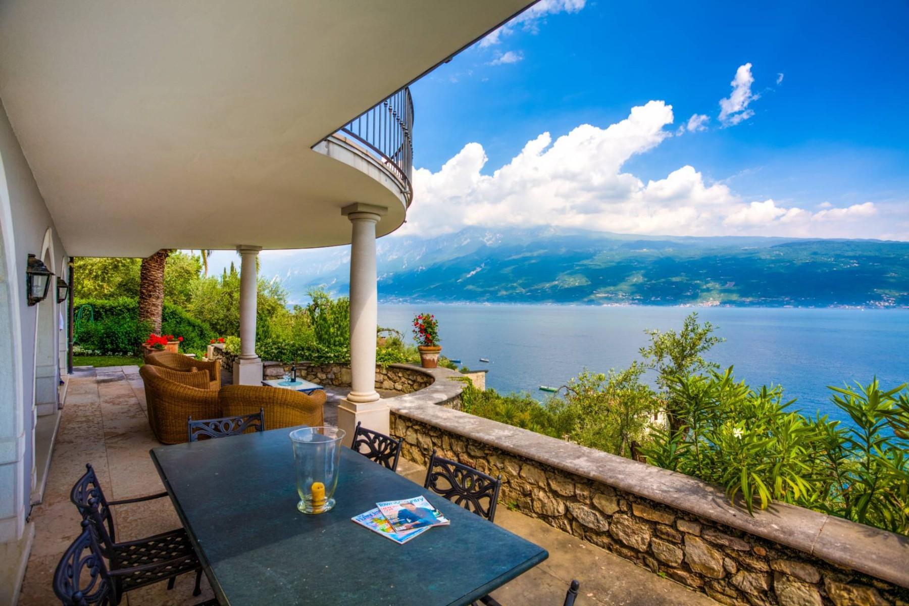 Villa in Vendita a Gargnano: 5 locali, 350 mq - Foto 3