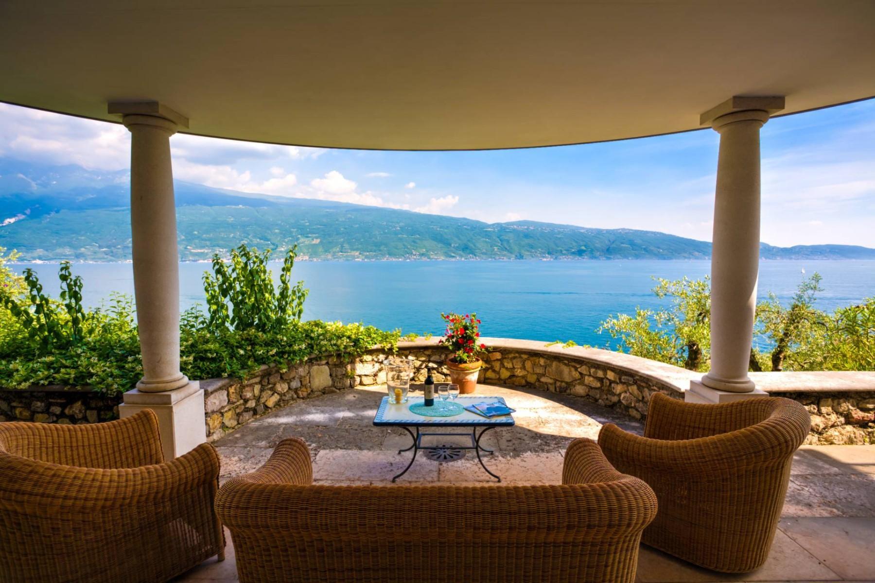Villa in Vendita a Gargnano: 5 locali, 350 mq - Foto 5