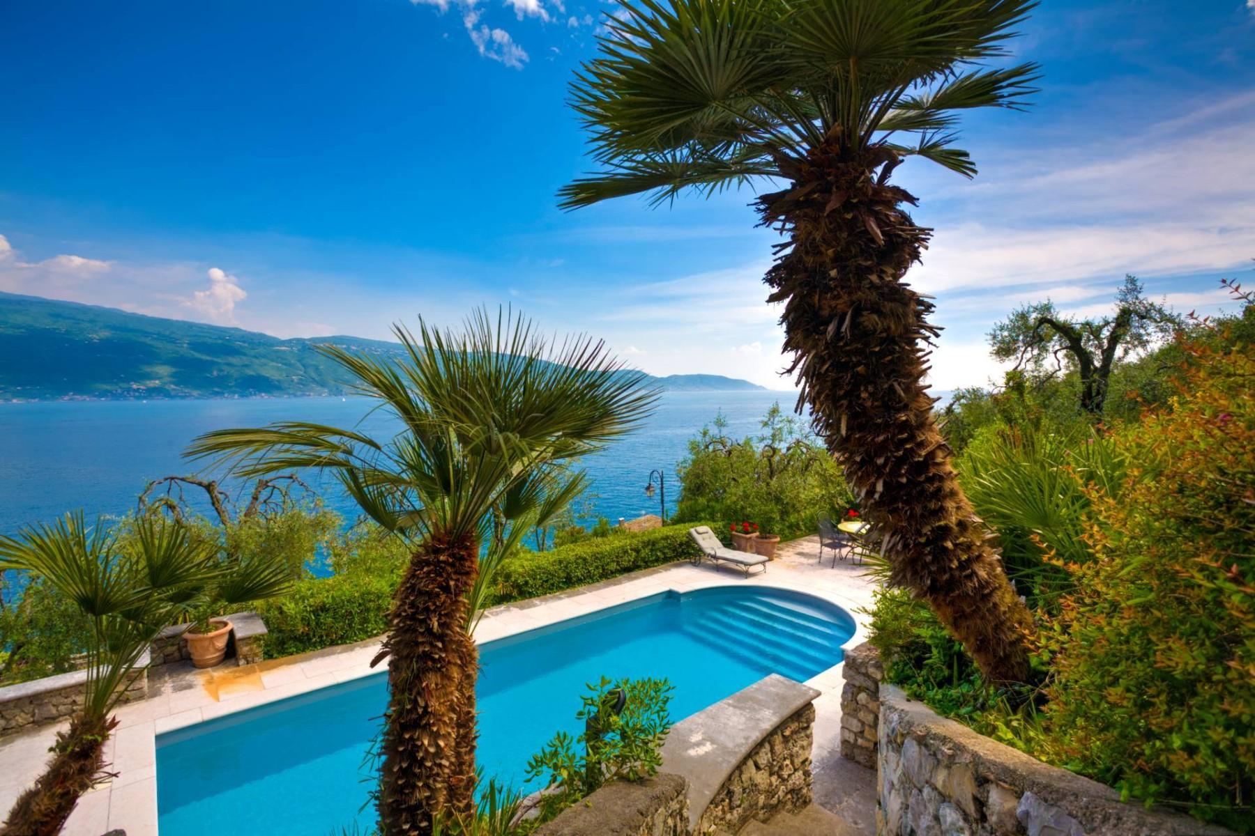 Villa in Vendita a Gargnano: 5 locali, 350 mq - Foto 11