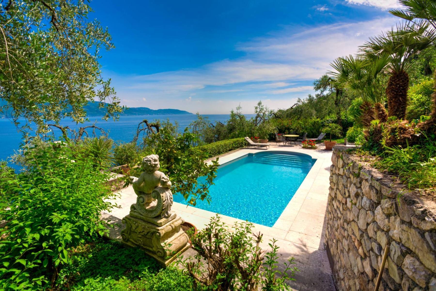 Villa in Vendita a Gargnano: 5 locali, 350 mq - Foto 9
