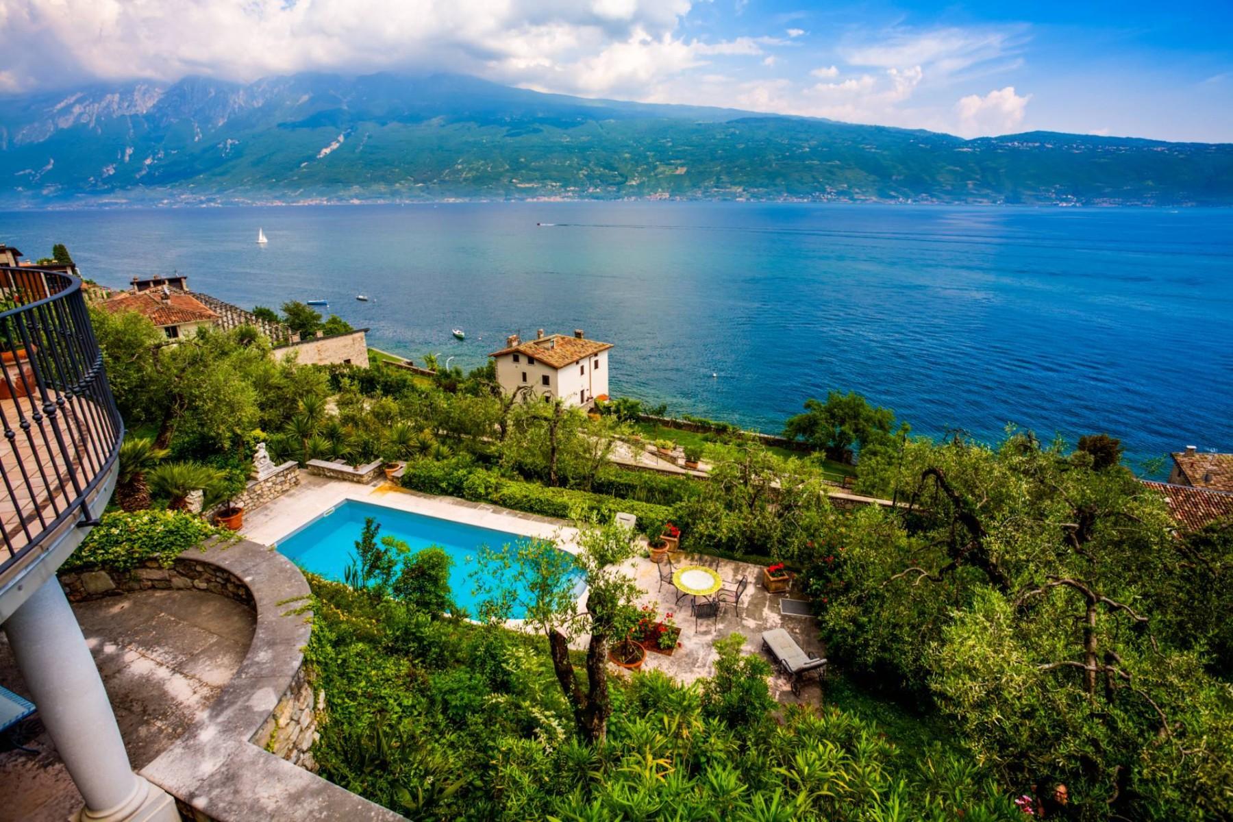 Villa in Vendita a Gargnano: 5 locali, 350 mq - Foto 6
