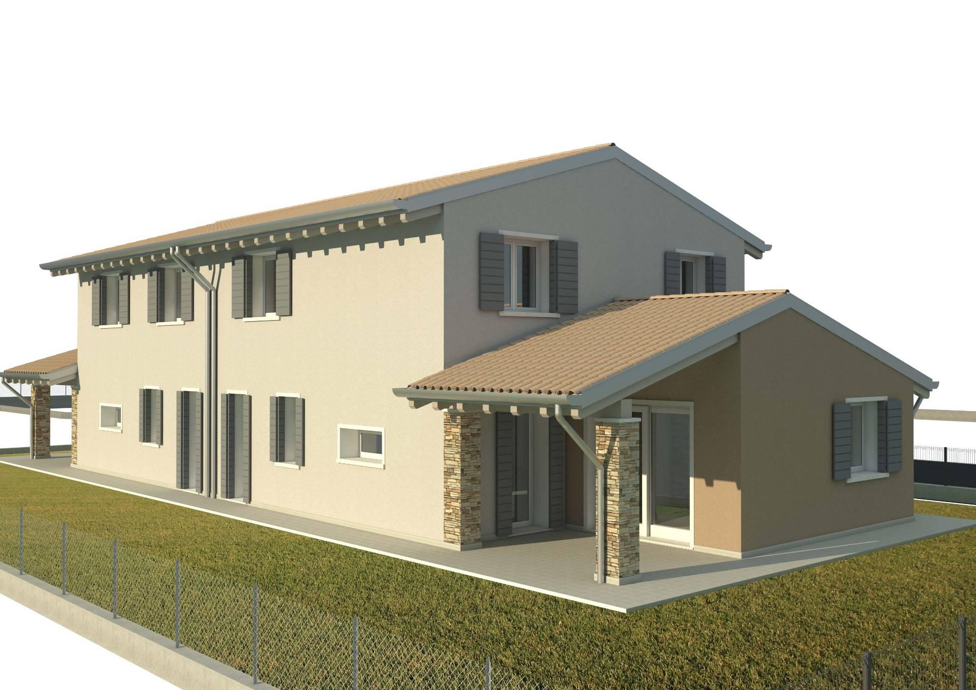 vendita villa a schiera ponzano veneto ponzano  350000 euro  7 locali  219 mq
