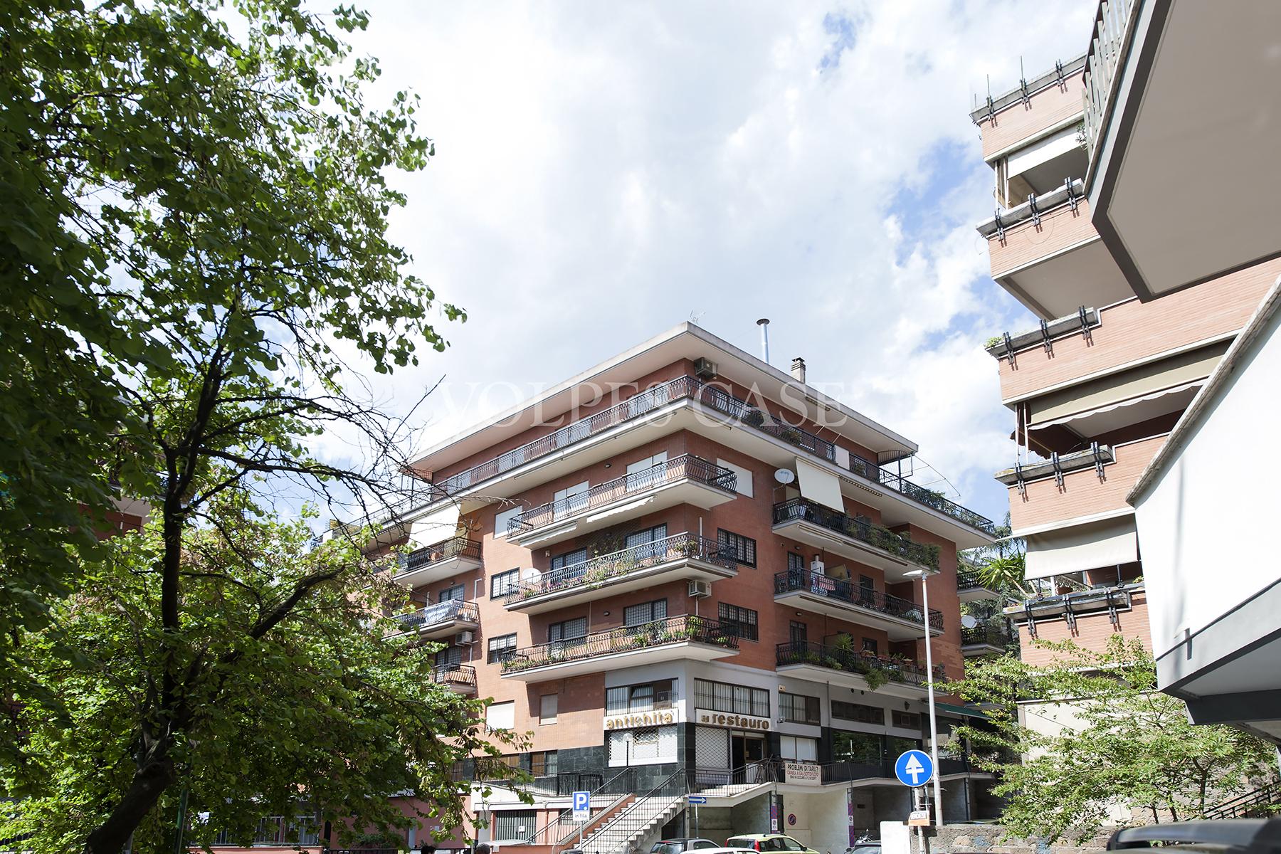 Attico / Mansarda in vendita a Roma, 3 locali, zona Zona: 32 - Fleming, Vignaclara, Ponte Milvio, prezzo € 240.000 | CambioCasa.it
