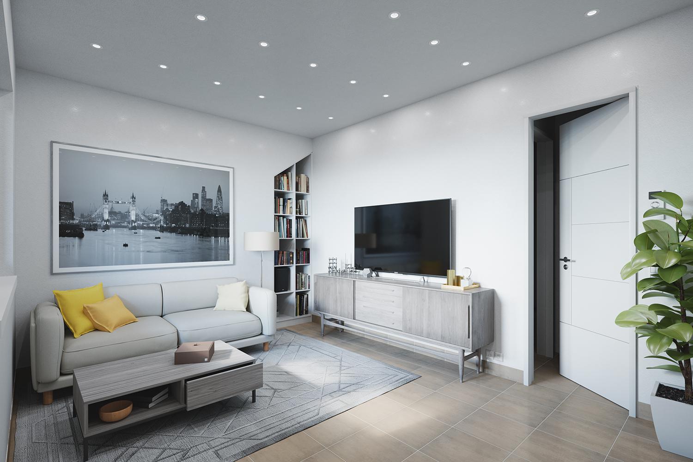 Appartamento in vendita a Roma, 2 locali, zona Zona: 42 . Cassia - Olgiata, prezzo € 165.000 | CambioCasa.it