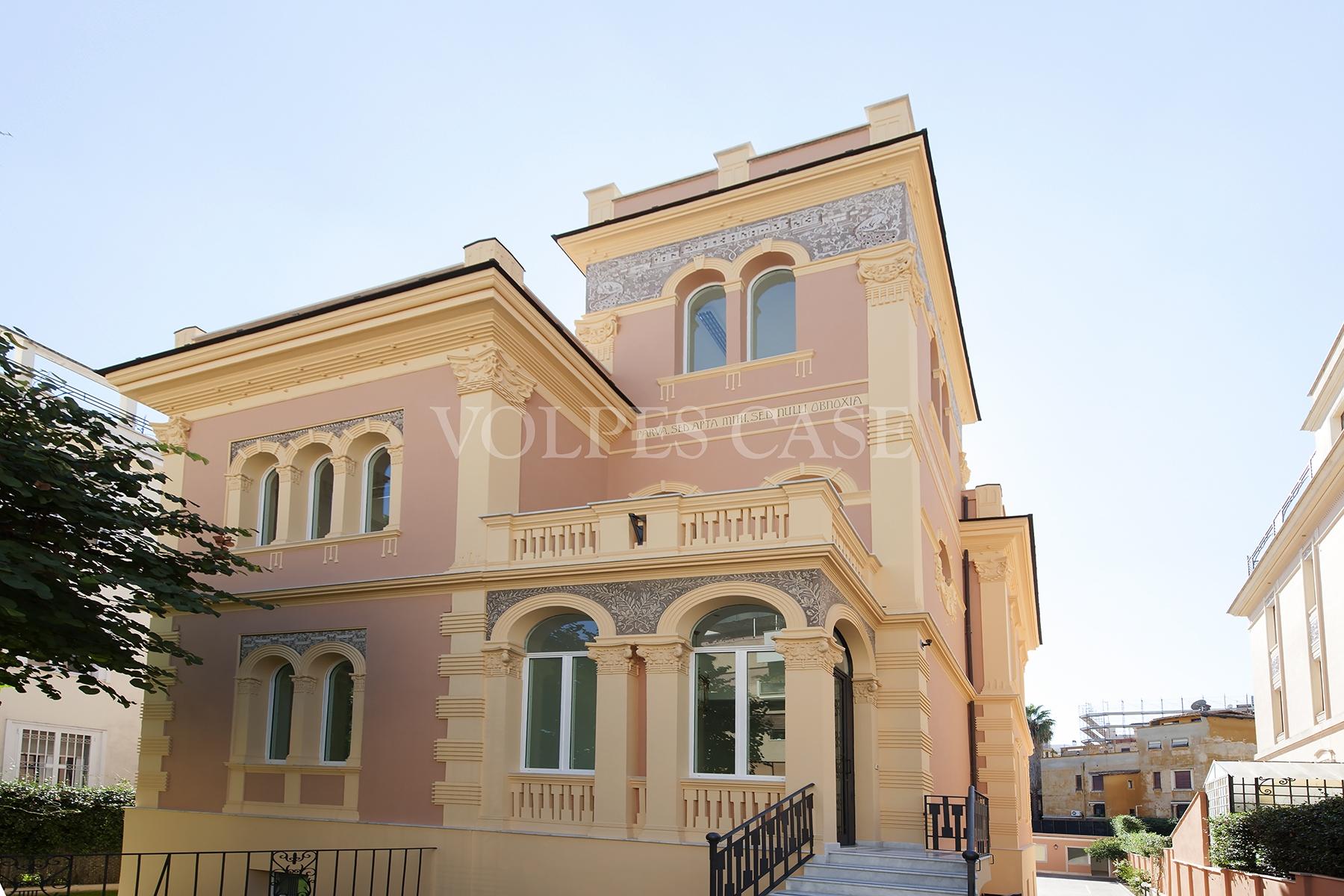 Villa in affitto a roma cod v45 3338 for Roma in affitto