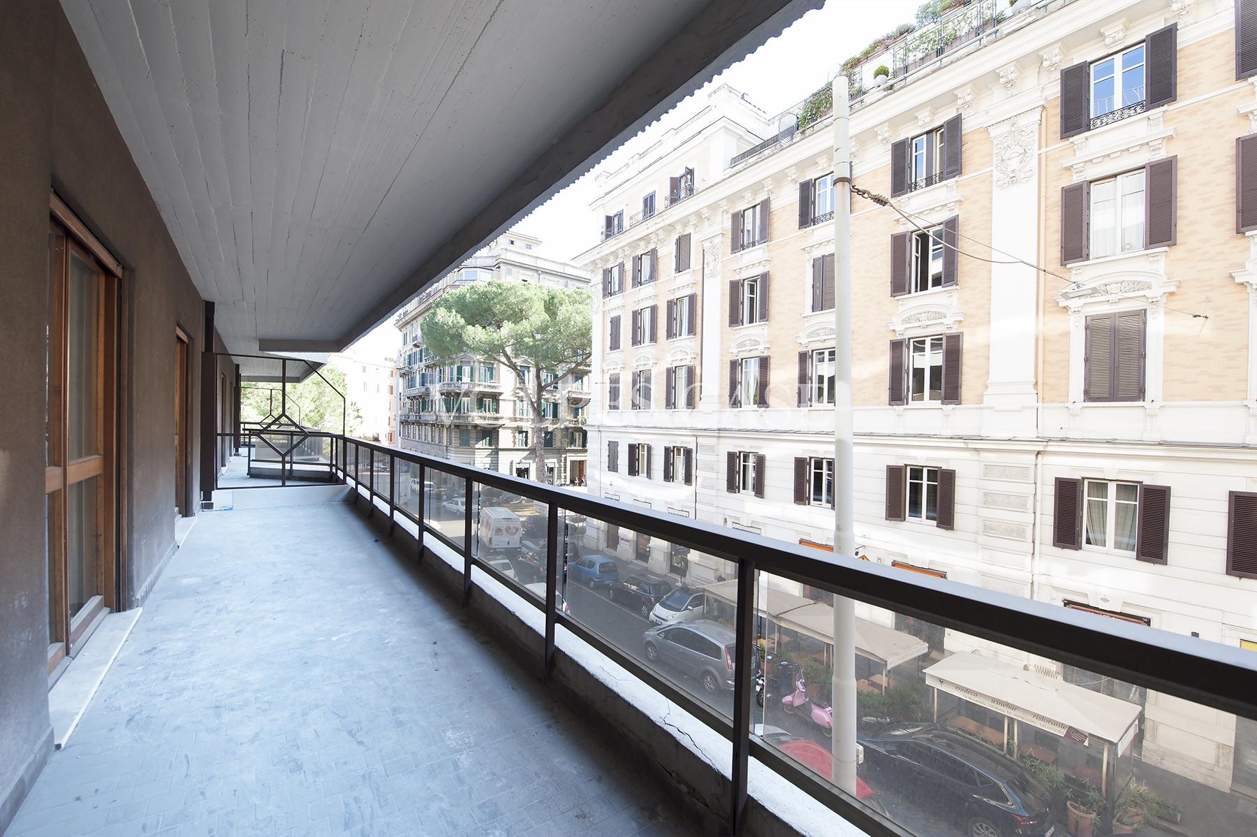 Appartamento in vendita a roma cod v45 3461 for Planimetria dell appartamento in vendita