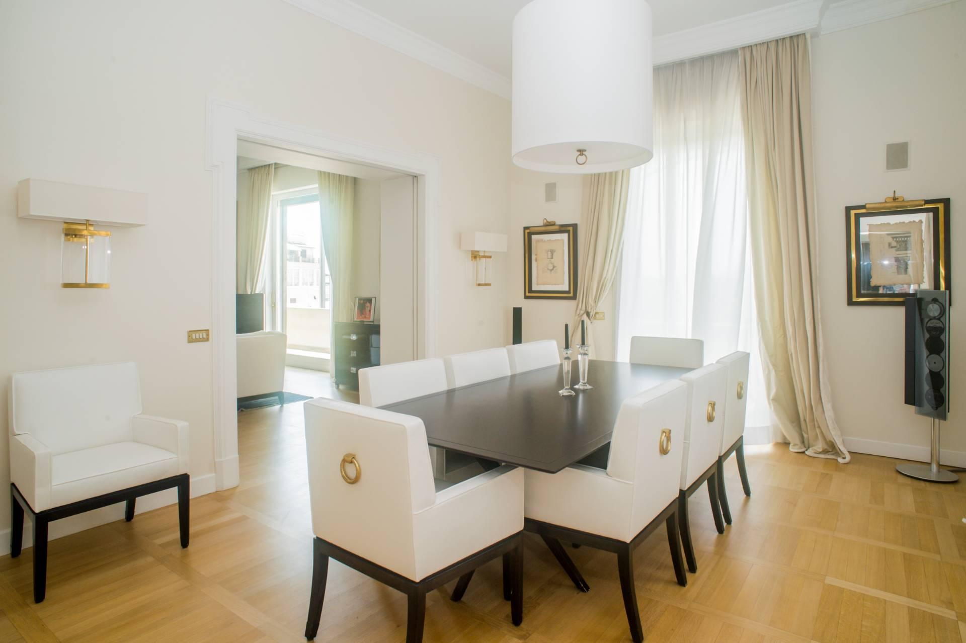 Appartamento in affitto a roma cod v44 28 for Appartamento affitto arredato roma