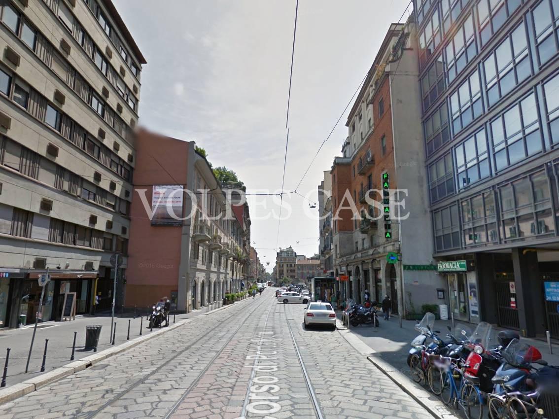Bilocale affitto milano 90 mq corso di porta romana for Bilocale non arredato milano