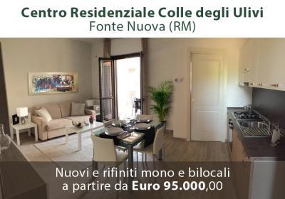 Appartamento in Vendita a Fonte Nuova