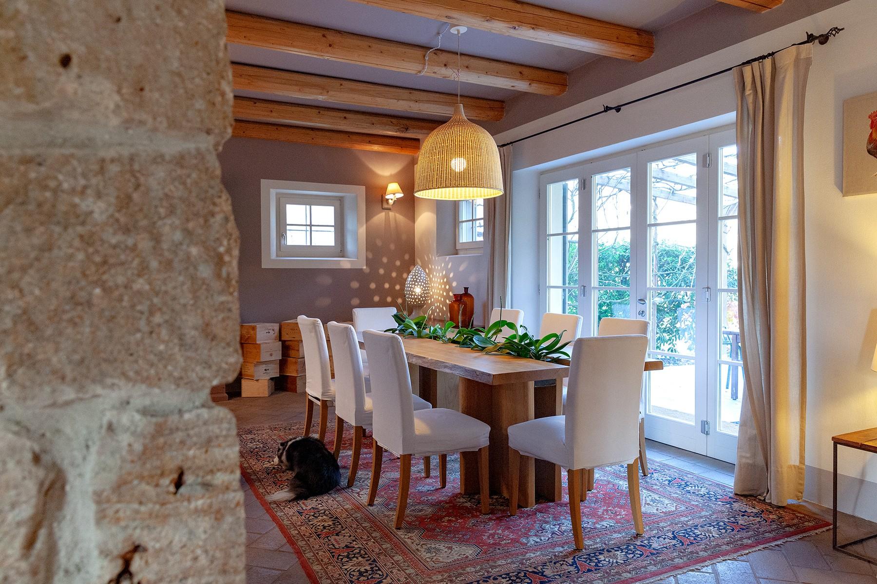 Cucina E Soggiorno Rustico rustici di lusso in italia - trovocasa pregio