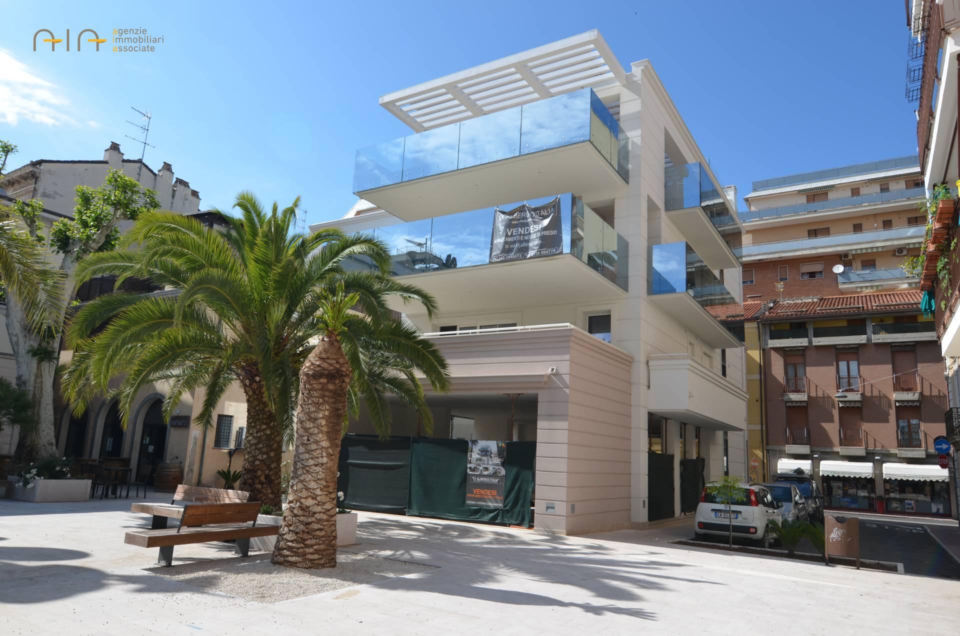 Appartamento in vendita a Grottammare, 3 locali, zona Località: Centrale(traLass16eferrovia,finoalfiumeTesino, prezzo € 380.000 | CambioCasa.it